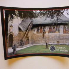 Carte poștală - Biserica Olari Curtea de Argeș