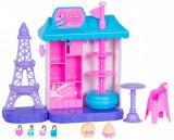 Set de joaca Shopkins Cafenea Macaron