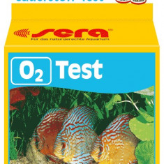 Tester apa acvariu - SERA - Oxygen Test O2