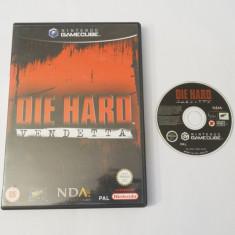 Joc consola Nintendo Gamecube - Die Hard Vendeta, Strategie, Toate varstele, Single player