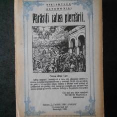 NICODIM MANDITA - PARASITI CALEA PIERZARII (1993)