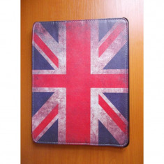 Husa Tableta Belk iPad 2 / 3 / 4 UK & USA Flag Calitate Superioara