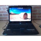 """LAPTOP SH Acer Aspire 7530 , AMD X2 Athlon 1.90 GHz , Ram 4 GB , HDD 250 GB, Display 17"""""""