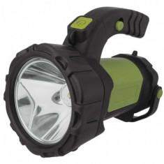 Lanterna reincarcabila proiector cu LED 5W CREE + 1.5W COB Emos
