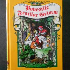 POVESTILE FRATILOR GRIMM (2000, ilustratii de Ludwig Richter, editie cartonata)