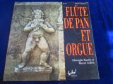 Gheorghe Zamfir si Marcel Cellier - Improvisations Flute Du Pan _ vinyl