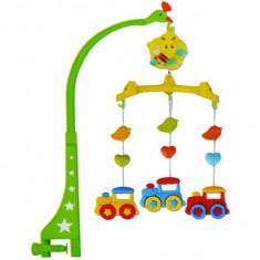 Carusel pentru patutul copiiilor - Tractorase