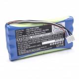Acumulator pentru fukuda cardimax fx-7100 u.a. 9.6v, ni-mh, 4000mah, ,