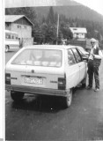 B836 Sinaia Oltcit 1987 Romania comunista