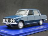 Macheta Alfa Romeo 2000 Berlina M4 1:43