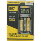 Incarcator Inteligent USB, Nitecore UM2, Mod QC | arhiva Okazii.ro