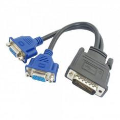 Adaptor DMS-59 la 2 X VGA
