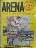 Revista fotbal - Arena, septembrie 1990