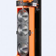 Bariera infrarosu 3 raze 100 m cu Heater si Termostat