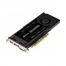 Placa Video HP nVidia Quadro K4000, 3 GB DDR5, 192 bit