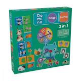 3 In 1: Bingo, Memo, Domino