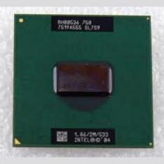 Procesor laptop folosit Intel Pentium M 750 SL7S9 1.8Ghz