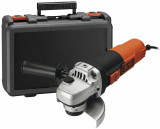 Polizor unghiular Black+Decker 900W 115 mm - KG911K
