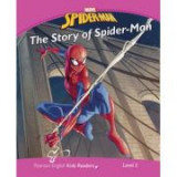 English Kids Readers Level 2 Marvel Spider-Man - Coleen Degnan-Veness