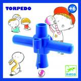 Torpedo joc cu bile de sticla Djeco