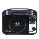 Radio boxa portabila 5W, 4 benzi FM/MW/SW1-2, Jack 3.5 mm, Leotec