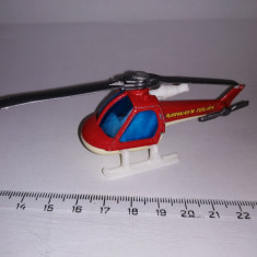 bnk jc Matchbox - elicopter - 1/110