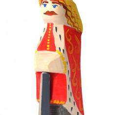 Suvenir din lemn Stefan Cel Mare