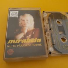 CASETA AUDIO MIRABELE DAUER-NU TE PARASESC IUBIRE ORIGINALA ROTON, Casete audio