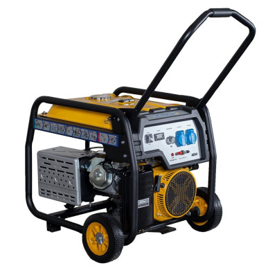 Generator curent electric Stager 6.5 kW FD7500E foto