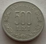 500 Lei 1999 Al, Romania