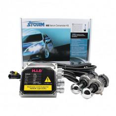 Kit instalatie Xenon Storm Slim H4 4300K 35W