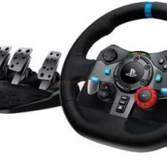 Volan cu pedale Logitech G29 Driving Force Racing (PC, PS3, PS4)