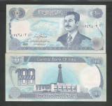 IRAK  IRAQ  100   DINARI  DINARS   1994   UNC  [1]   P- 84  ,  necirculata
