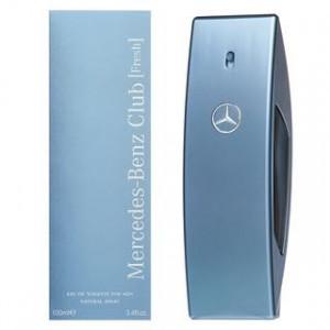 Mercedes Benz Mercedes Benz Club Fresh eau de Toilette pentru barbati 100 ml