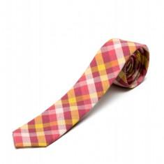 Cravata Grena In Carouri CR006-2816