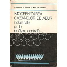 Modernizarea Cazanelor De Abur Industriale - Cazacu Constantin, Simian Horia