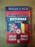 DICTIONAR ECONOMIC ENGLEZ-ROMAN / ROMAN-ENGLEZ de ANDREI BANTAS , VIOLETA NASTASESCU