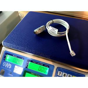 Cantar comercial SWS PMK 15/30kg cu conectare la Casa de Marcat Datecs