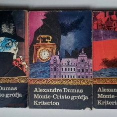 Monte-Cristo grofja - Alexandre Dumas ( l. maghiara )