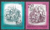 B2340 - Austria 1977 - Peisaj 2v. neuzat,perfecta stare, Nestampilat