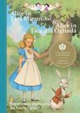 Alice in Tara Minunilor & Alice in Tara din Oglinda. Repovestire dupa scrierile lui Lewis Carroll/Eva Mason, Curtea Veche Publishing