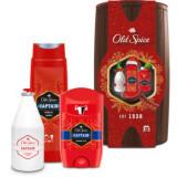 Old Spice Captain Wooden Barrel set cadou pentru bărbați