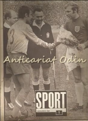Sport Ilustrat. Ianuarie 1969 - Nr.: 1 (240) foto