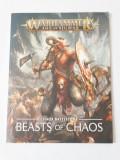Warhammer Age of Sigmar Chaos Battletome Beasts of Chaos - carte reguli