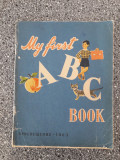 My first ABC book / R8P5F