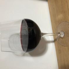 Vin rosu natural de tara