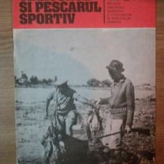 REVISTA ''VANATORUL SI PESCARUL SPORTIV'', NR. 8 AUGUST 1982