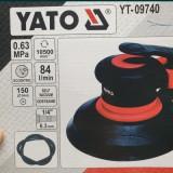 YATO Slefuitor Pneumatic Masina 150mm