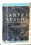 Cartea neagra, editia 1947, suferintele evreior, vol 3