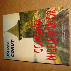 COMOARA NIBELUNGILOR - PAVEL CORUT